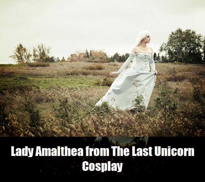 Lady Amalthea From The Last Unicorn Cosplay 4