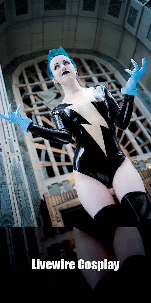 Livewire Cosplay