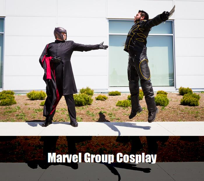 Marvel Group Cosplay 10