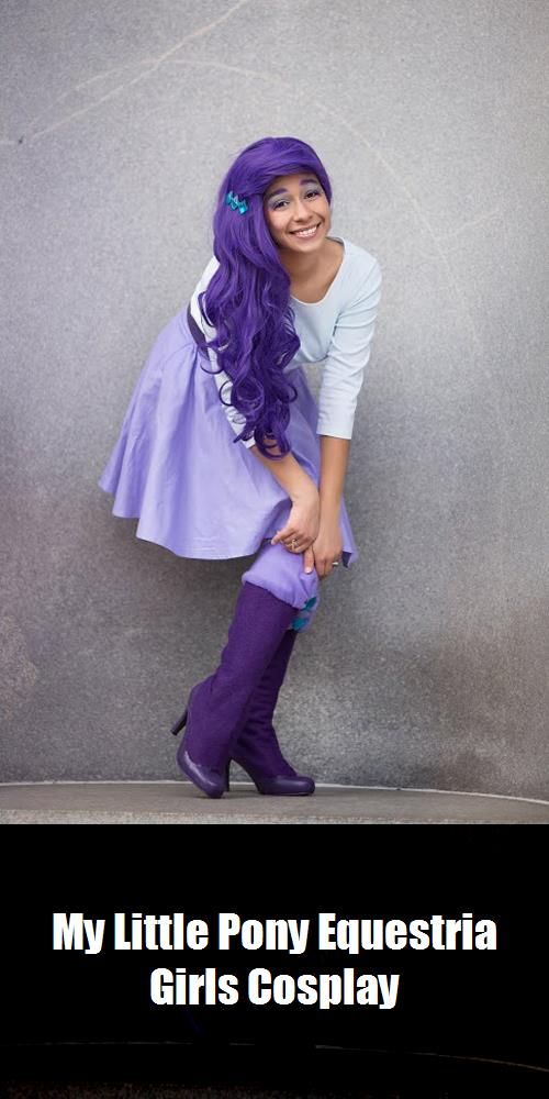 My Little Pony Equestria Girls Cosplay 10