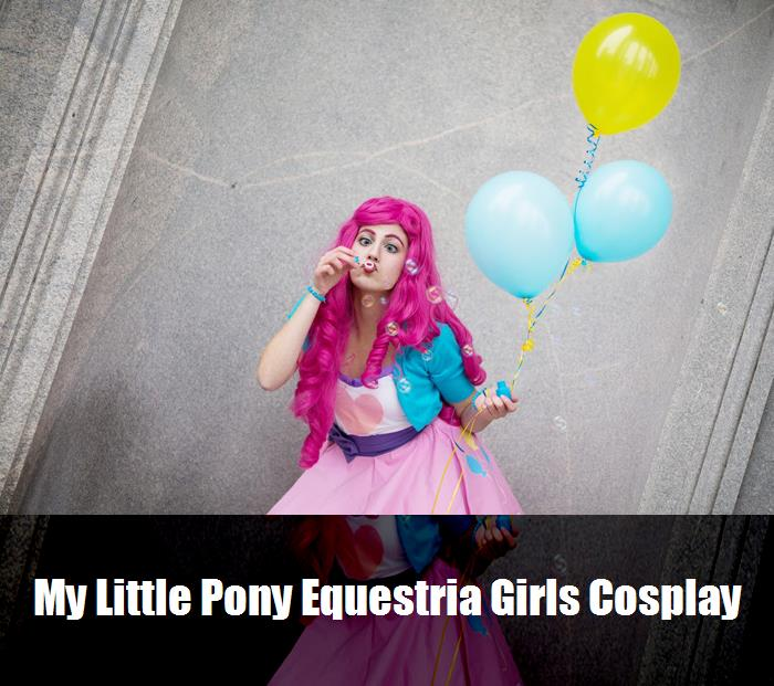 My Little Pony Equestria Girls Cosplay 12