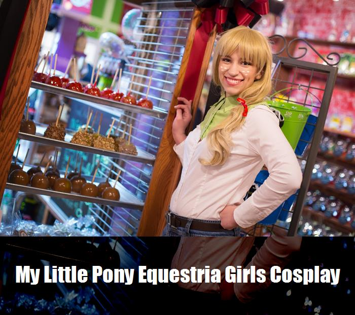 My Little Pony Equestria Girls Cosplay 18