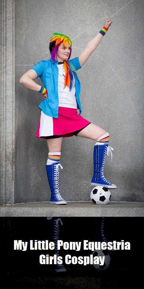 My Little Pony Equestria Girls Cosplay 7