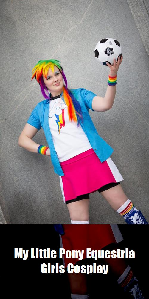 My Little Pony Equestria Girls Cosplay 8