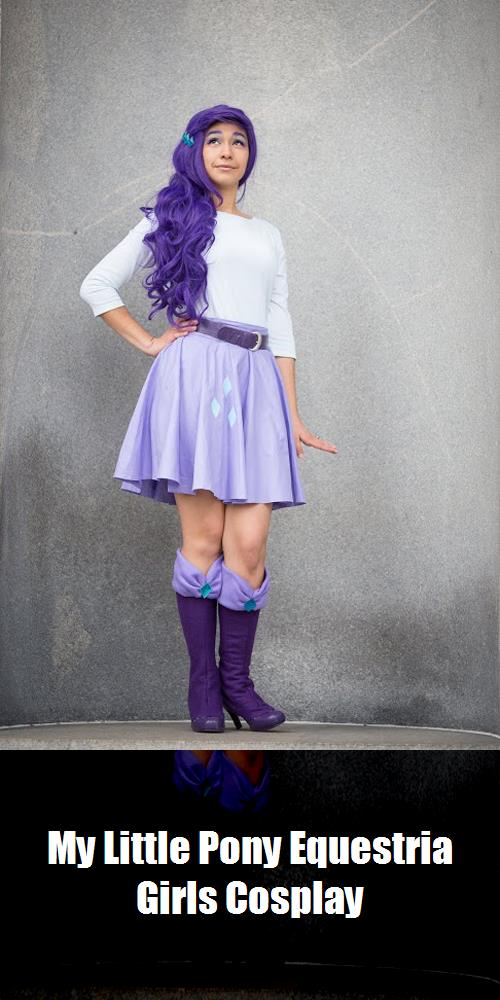 My Little Pony Equestria Girls Cosplay 9