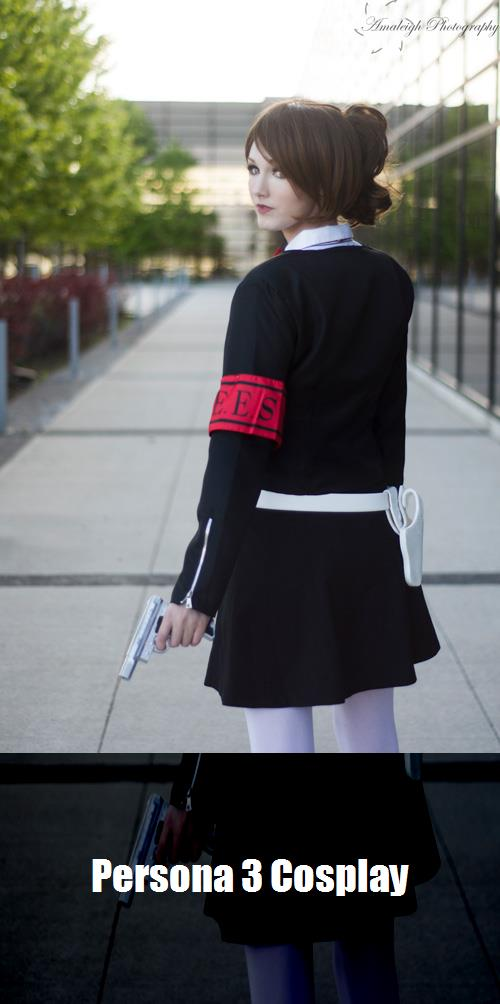 Persona 3 Cosplay 3