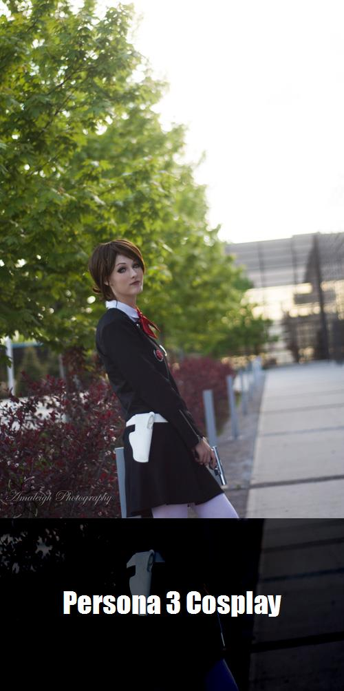 Persona 3 Cosplay 4