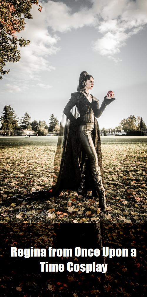 Regina From Once Upon A Time Cosplay