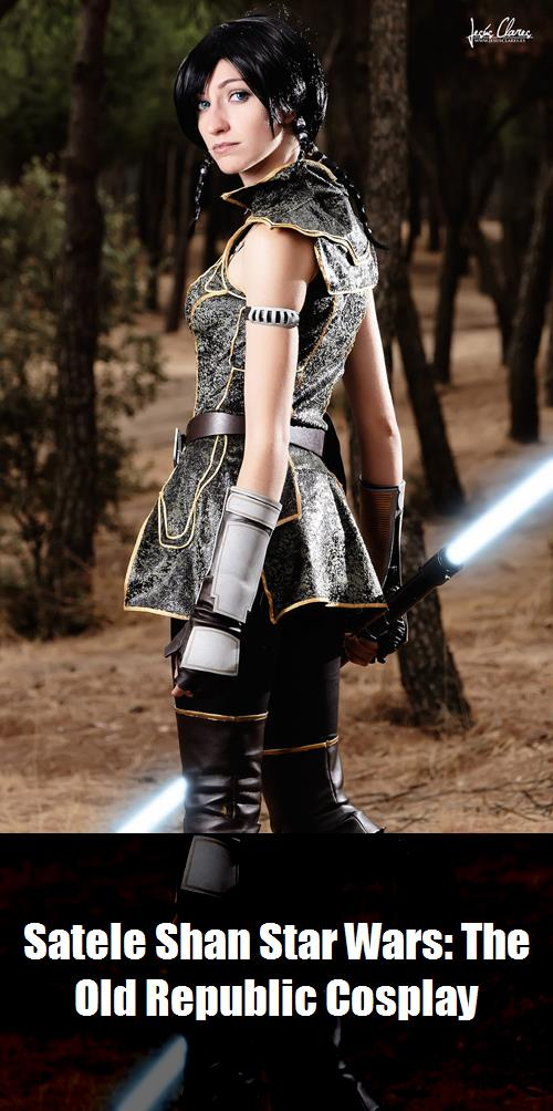 Satele Shan Star Wars The Old Republic Cosplay