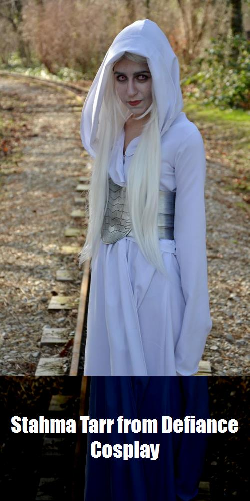 Stahma Tarr From Defiance Cosplay
