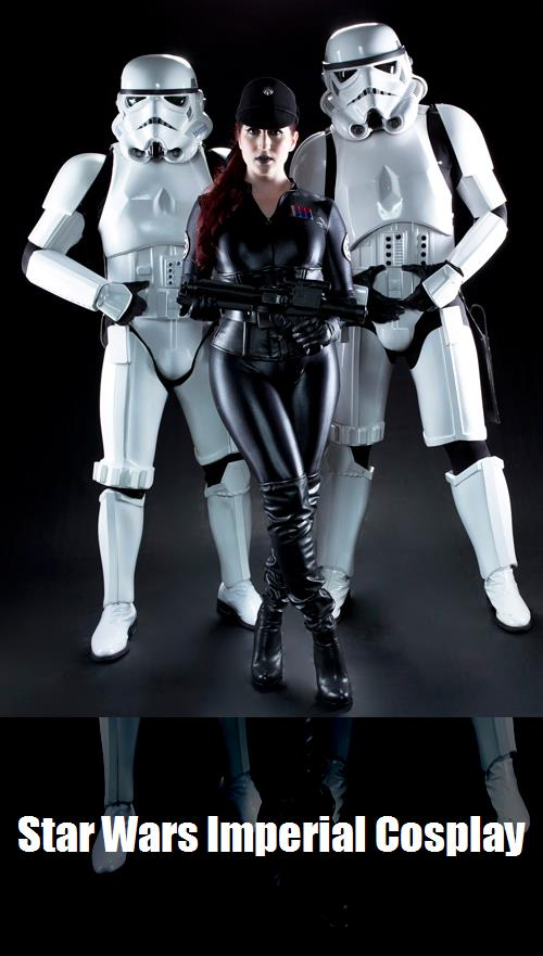 Star Wars Imperial Cosplay