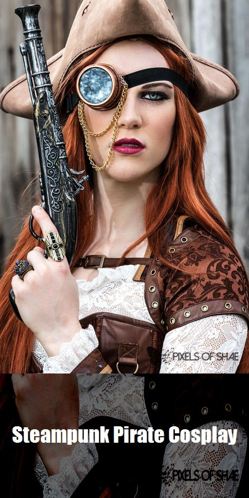Steampunk Pirate Cosplay 5