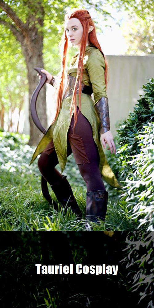 Tauriel Cosplay