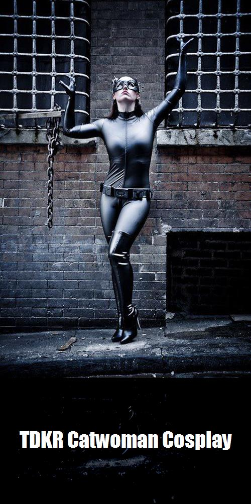 Tdkr Catwoman Cosplay