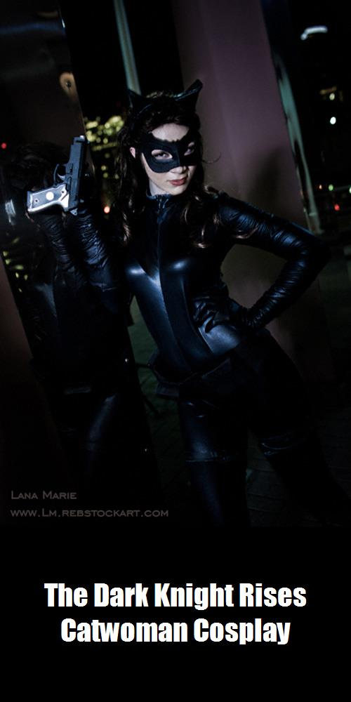 The Dark Knight Rises Catwoman Cosplay 4