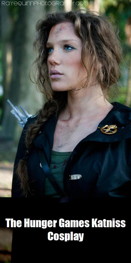 The Hunger Games Katniss Cosplay 2