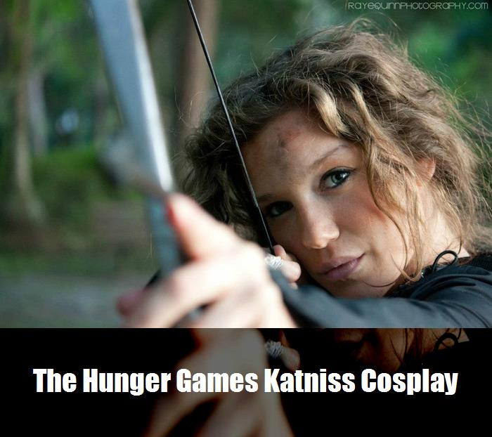 The Hunger Games Katniss Cosplay 5