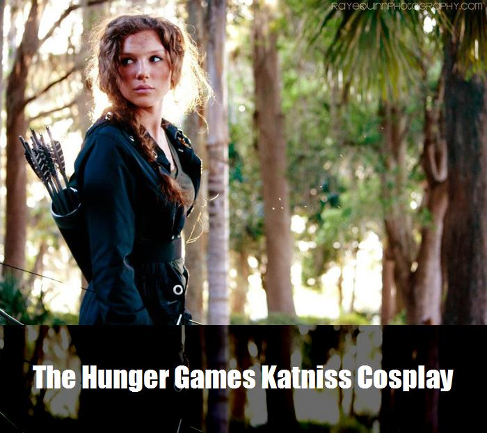 The Hunger Games Katniss Cosplay 6
