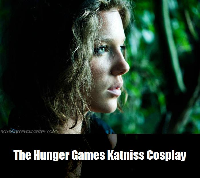 The Hunger Games Katniss Cosplay 7