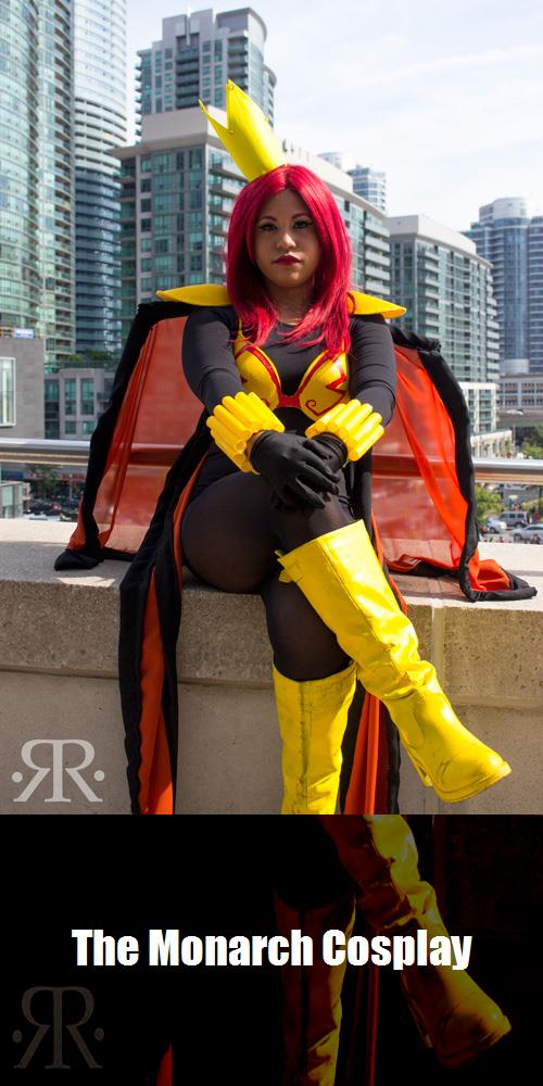 The Monarch Cosplay 1