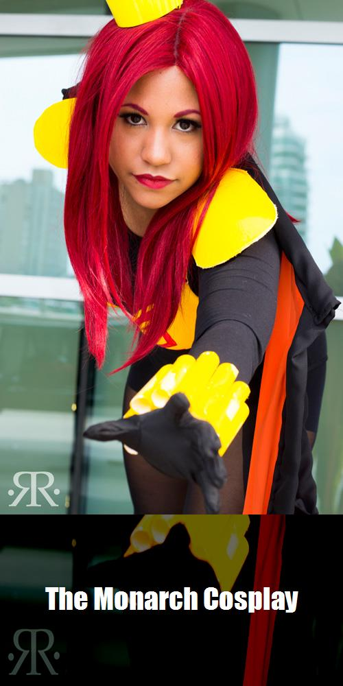 The Monarch Cosplay 2