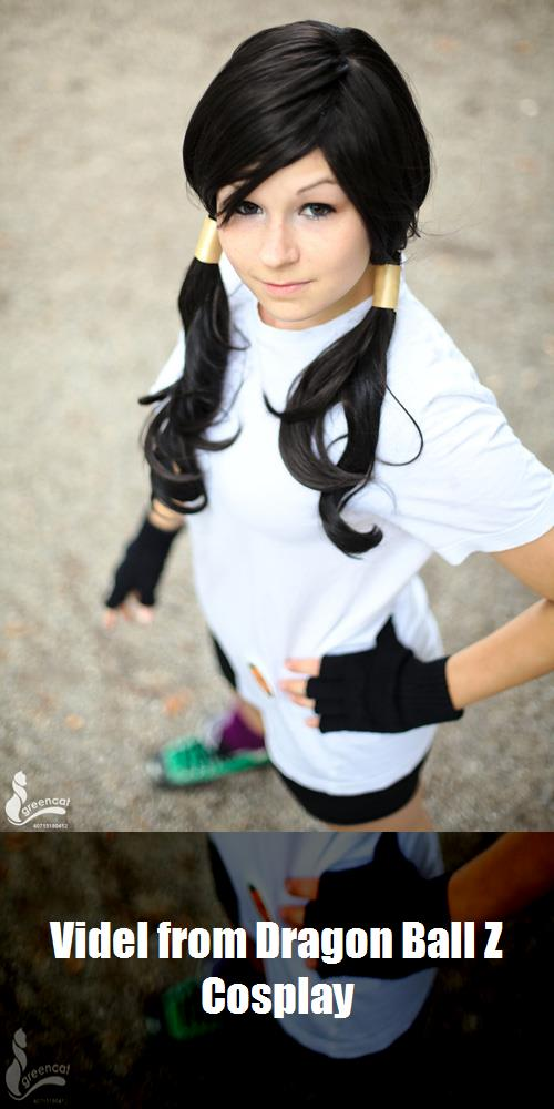 Videl From Dragon Ball Z Cosplay 2