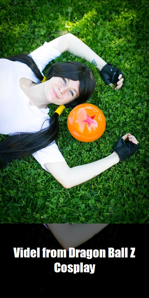 Videl From Dragon Ball Z Cosplay 6