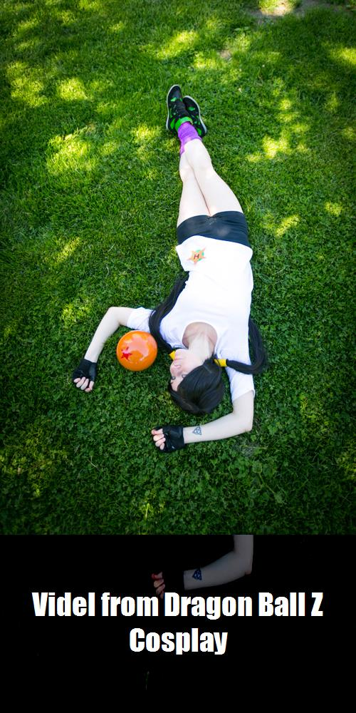 Videl From Dragon Ball Z Cosplay 8