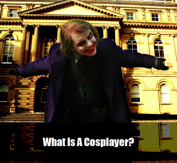 What Is A Cosplayer 3