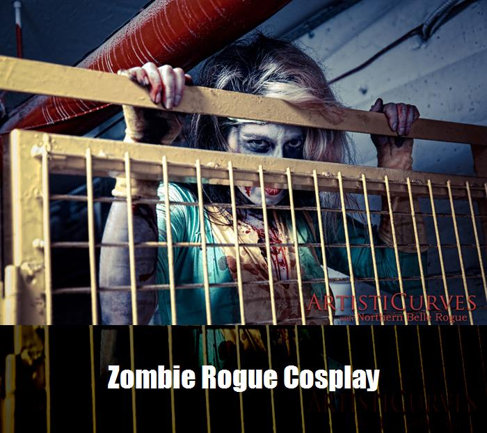 Zombie Rogue Cosplay 10