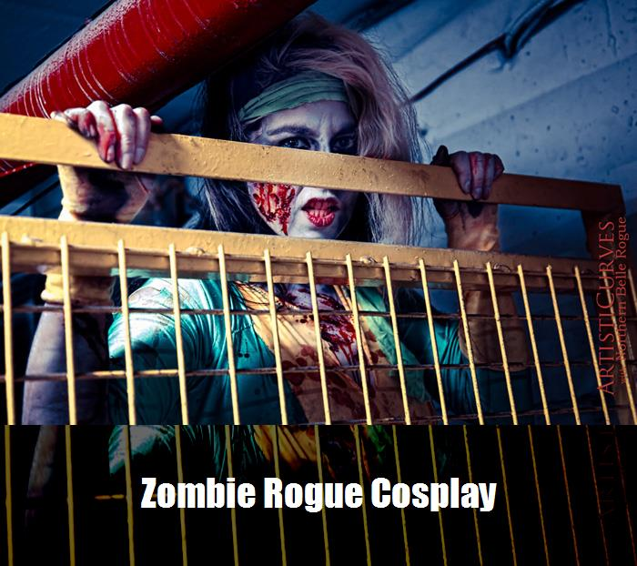 Zombie Rogue Cosplay 11