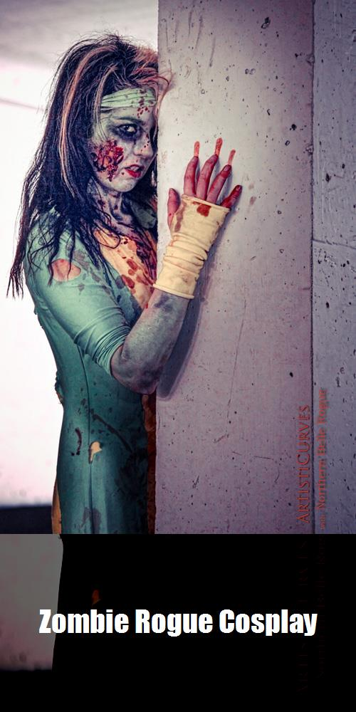 Zombie Rogue Cosplay 3