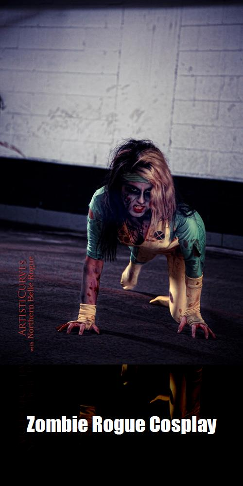 Zombie Rogue Cosplay 4