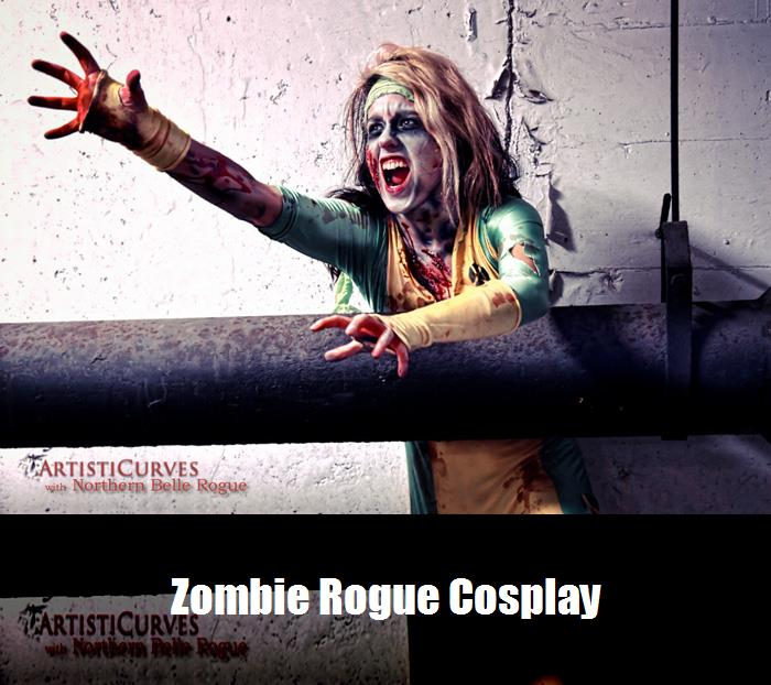 Zombie Rogue Cosplay 6