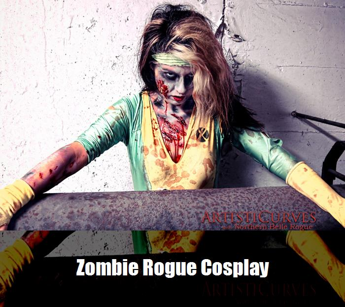 Zombie Rogue Cosplay 7