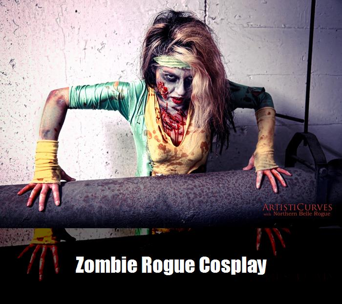 Zombie Rogue Cosplay 8
