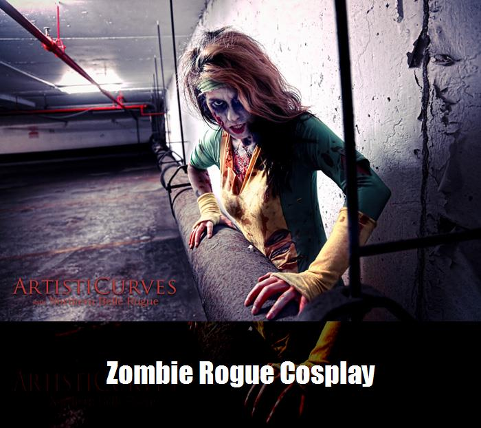 Zombie Rogue Cosplay 9