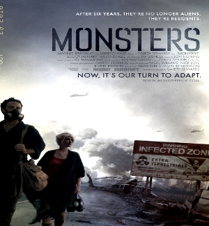 Monsters (2010) Hollywood Movie Review - Latest Hollywood Movie Review