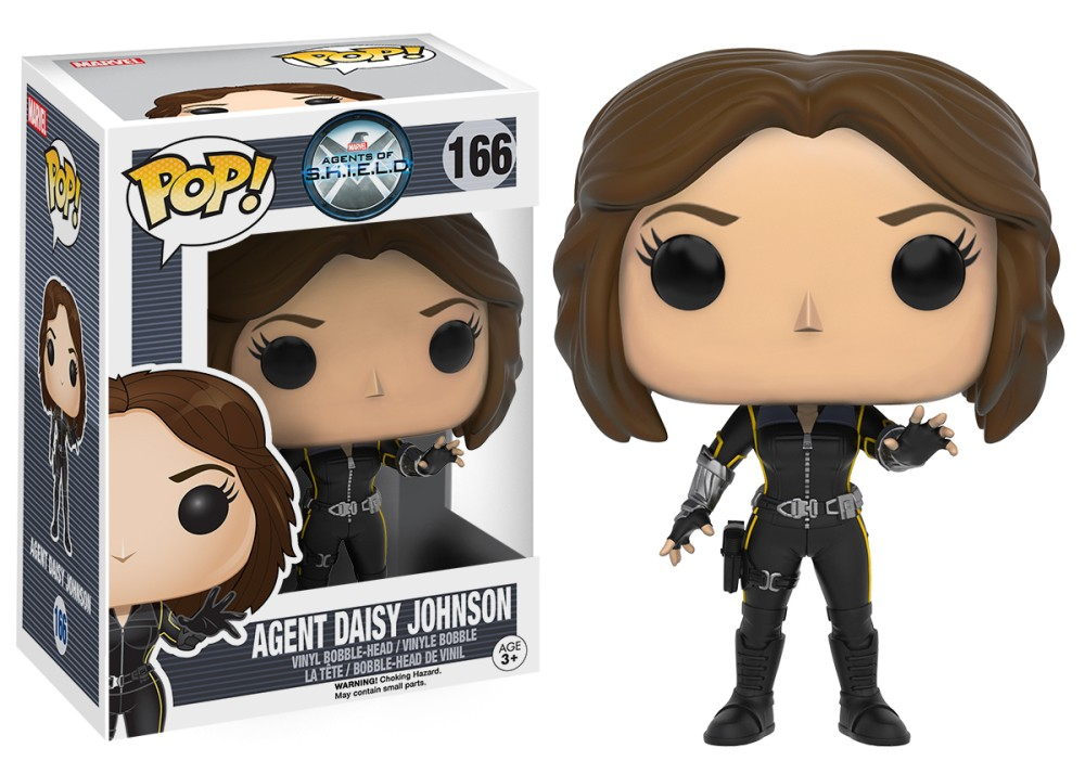 Funko Pop! Agent Daisy Johnson (Agents of SHIELD)