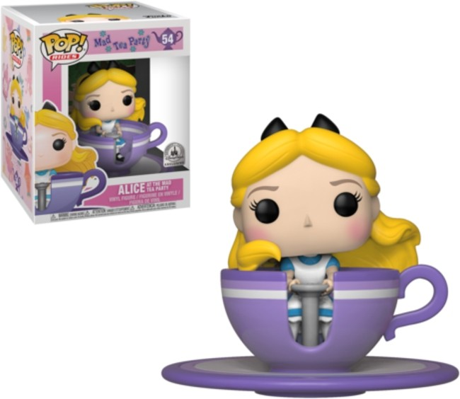 Funko Pop! Alice at the Mad Tea Party (Alice in Wonderland)