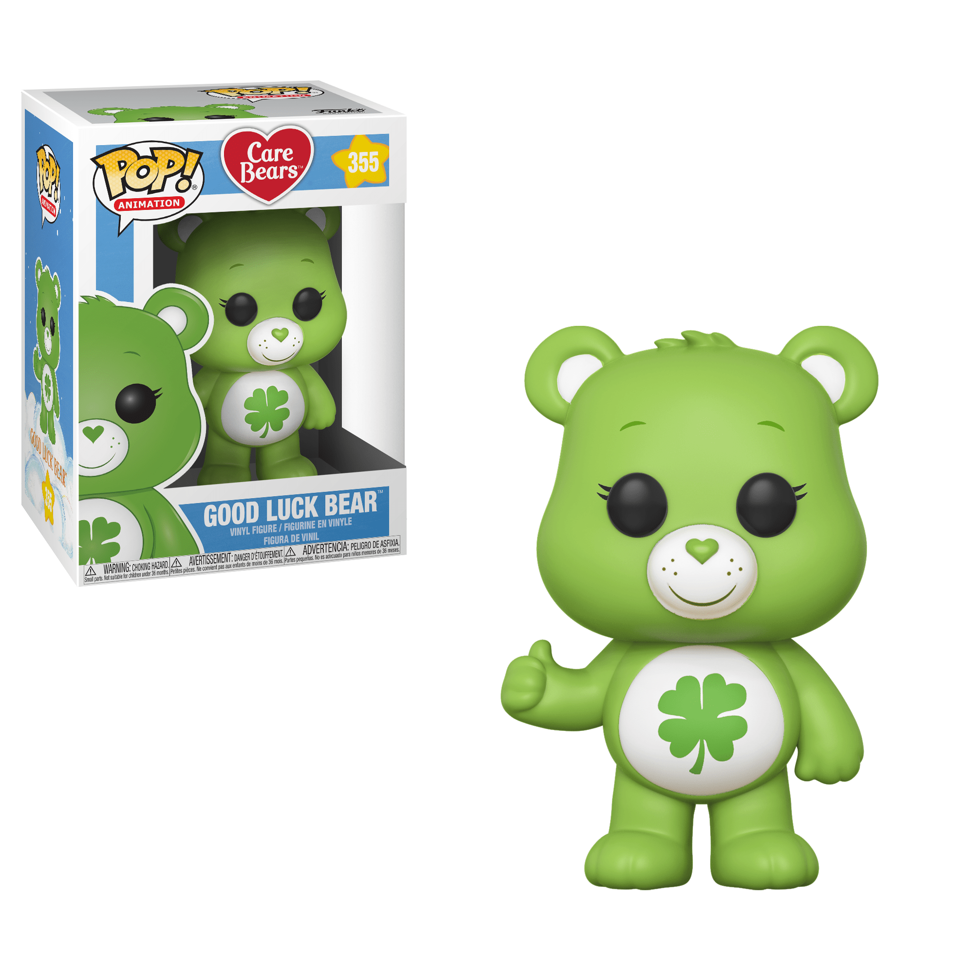 Funko Pop! Good Luck Bear (Care Bears)