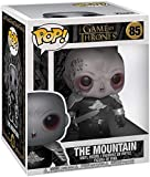 Funko - Pop! TV: Game of Thrones - 6' The Mountain (Unmasked) Figura Coleccionable, Multicolour (45337)