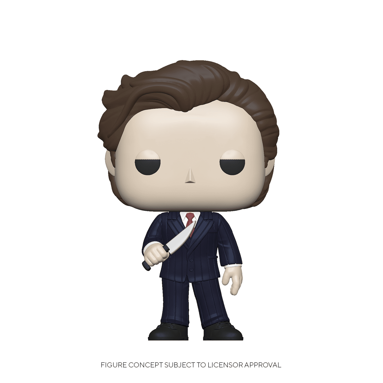 Funko Pop! Patrick in Suite with Knife and Business Card (American Psycho)
