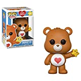 Funko Pop Animation : Care Bears - Tenderheart Bear 3.75inch Vinyl Gift for Anime Fans SuperCollection