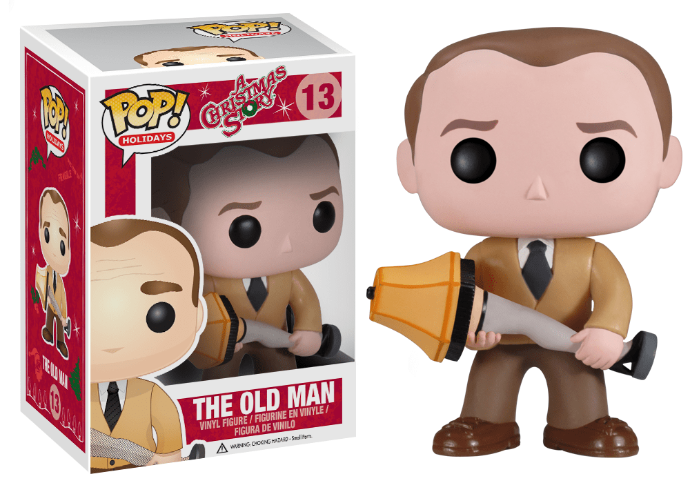 Funko Pop! The Old Man (A Christmas Story)