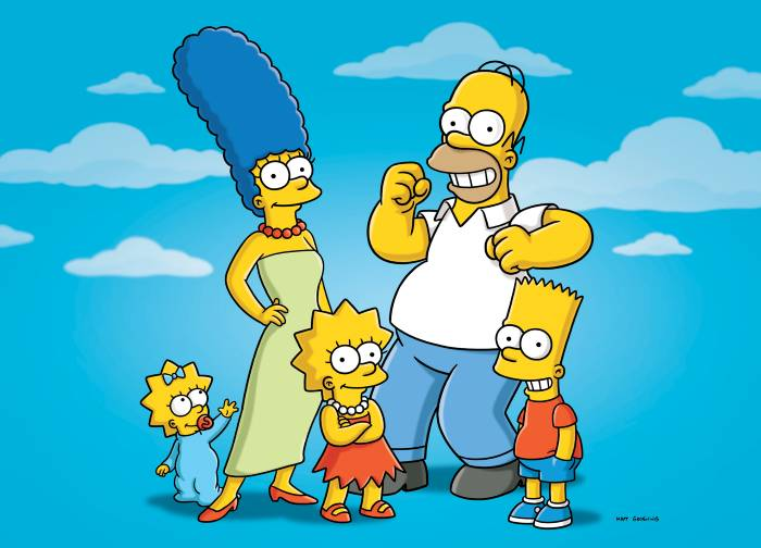 wallpaper de los simpson