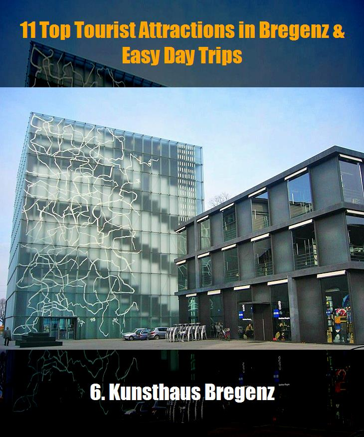 11 Top Tourist Attractions In Bregenz Easy Day Trips