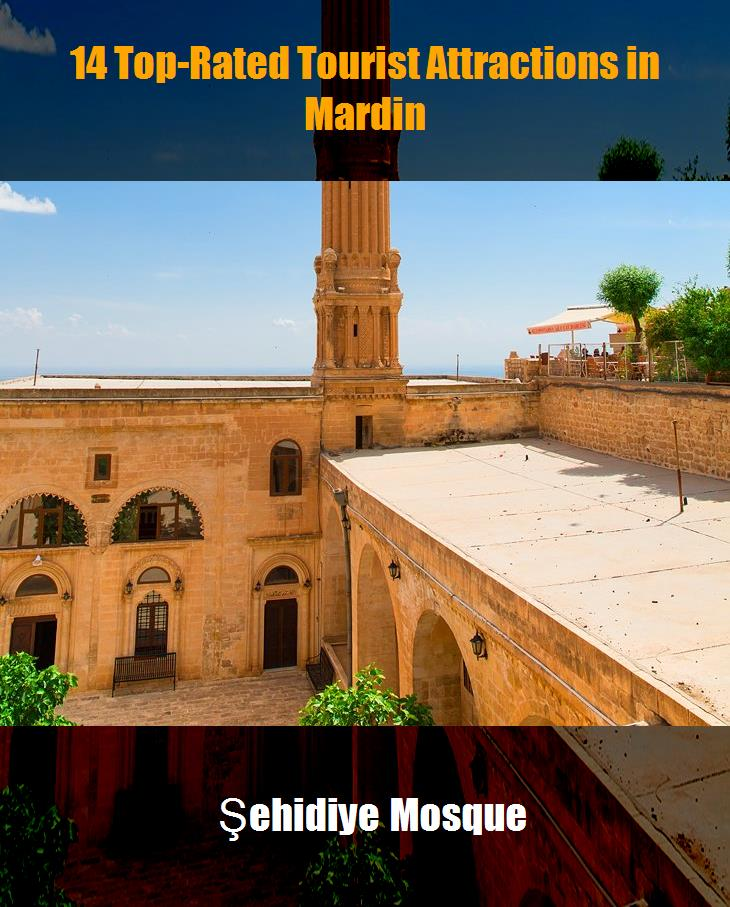 14 Top Rated Tourist Attractions In Mardin