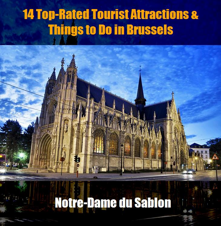 14 Top Rated Tourist Attractions Things To Do In Brussels