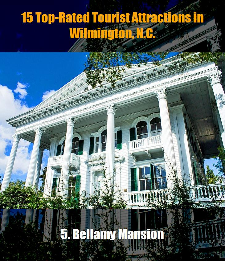 15 Top Rated Tourist Attractions In Wilmington Nc